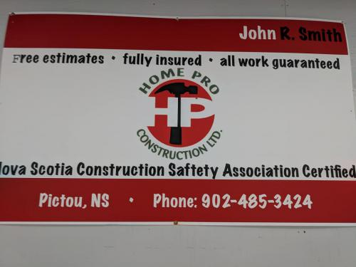 Home Pro Construction Ltd.