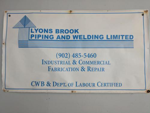 Lyons Brook Pipe & Welding