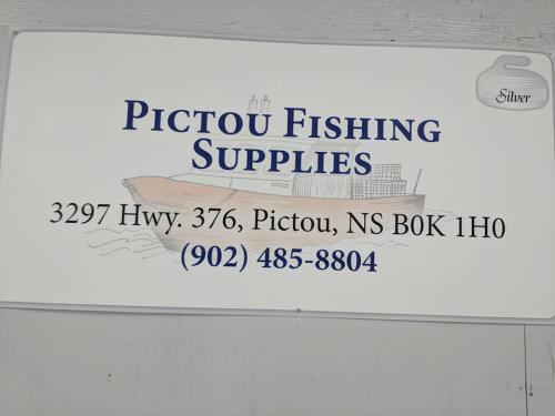Pictou Fishing Supplies