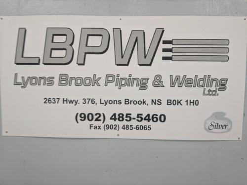 Lyons Brook Pipe & Welding
